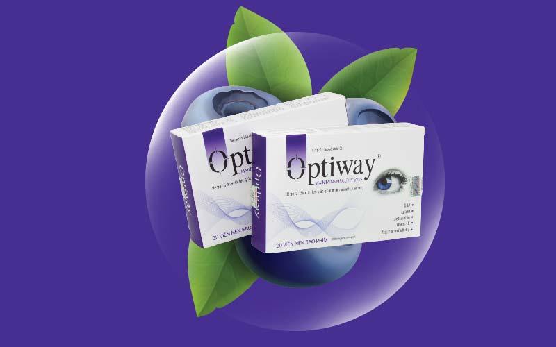 Optiway - thần dược bảo vệ đôi mắt