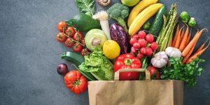 Thực phẩm chứa chất chống oxy hoá chữa khô mắt