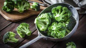 Bông cải xanh chứa tinh chất Broccophane bảo vệ võng mạc