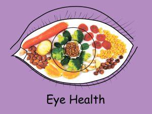 Bổ sung các chất dinh dưỡng trong thực đơn hàng ngày giúp nâng cao sức khoẻ mắt