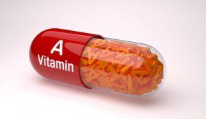 Vitamin ngừa khô mắt
