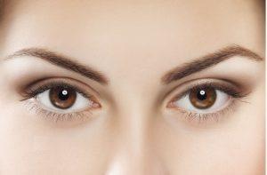 Đôi mắt cũng phản ánh tình trạng sức khoẻ